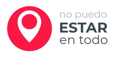 NO PUEDO ESTAR EN TODO